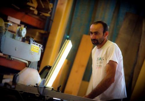 Thierry Chaignon Atelier menuiserie