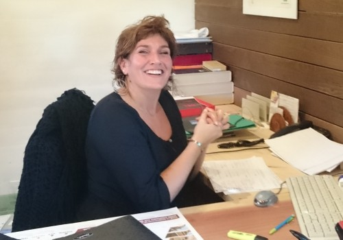 Anabelle, stagiaire commerciale