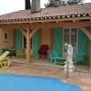 abris piscine, avancée de toit traditionnel